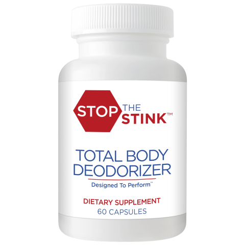 Stop the Stink - Total Body Deodorizer